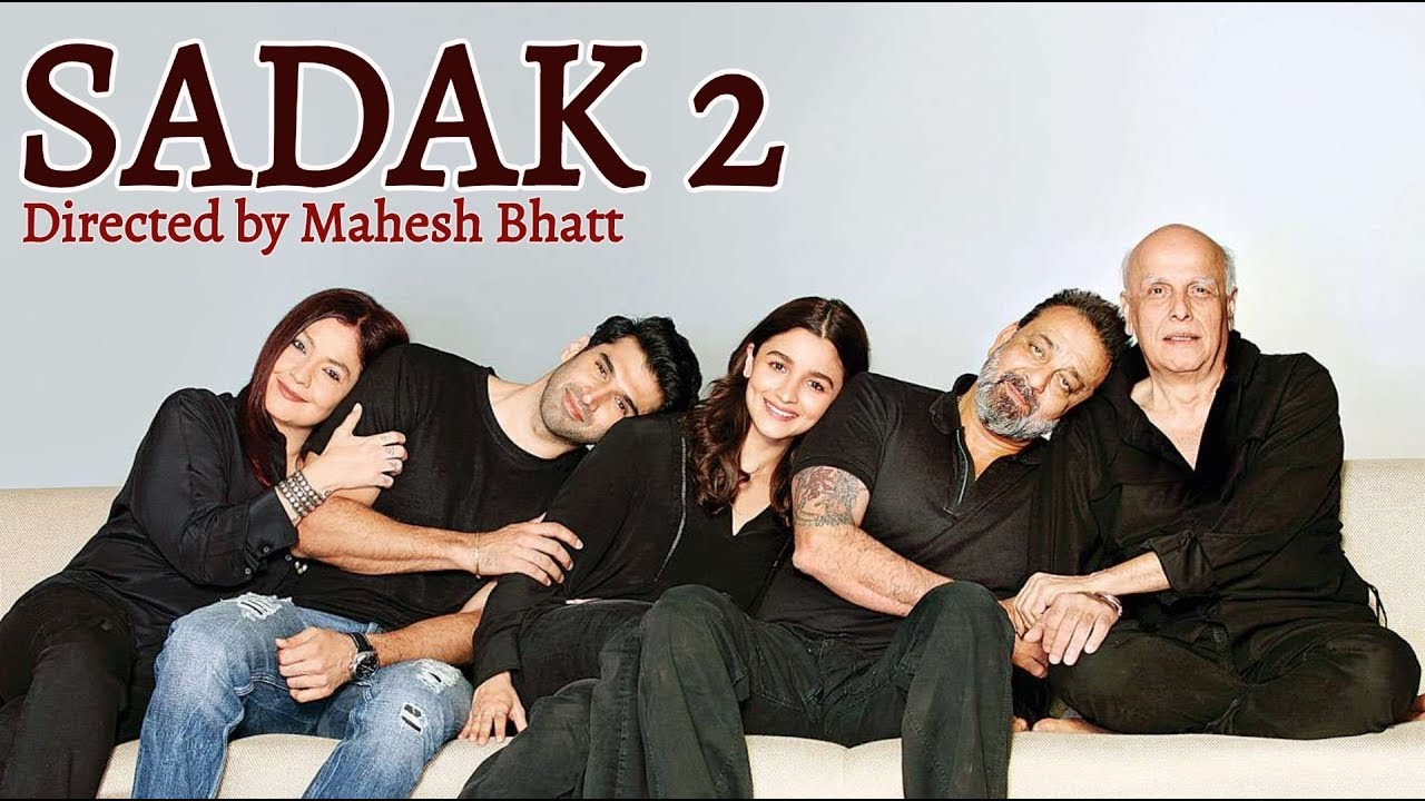 Image result for Sadak 2 2020 movie