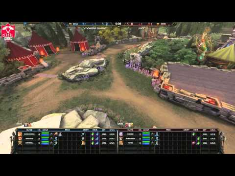 COGnitive Gaming vs Juice - Fastest 3 vs 3 EVER!