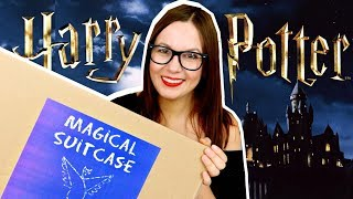 MAGICAL SUITCASE UNBOXING