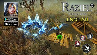Raziel: Dungeon Arena - English Version Beta Gameplay (Android/IOS)