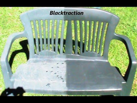 Come Pulire I Mobili Da Giardino In Plastica.Rinnovare Sedie Plastica Da Giardino 2016 Youtube