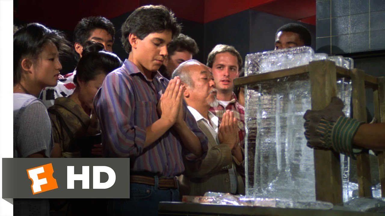 Download The Karate Kid Part II - Breaking the Ice Scene (4/10) | Movieclips