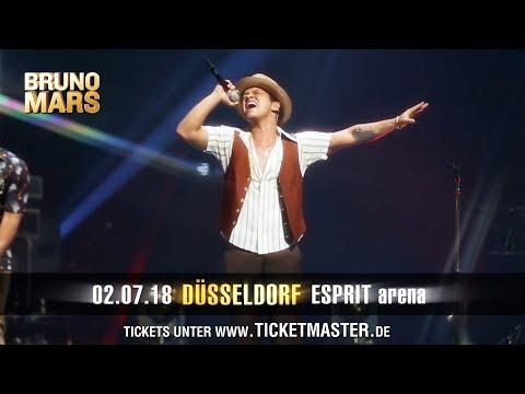 Bruno Mars | Tour 2018 | Live Nation GSA