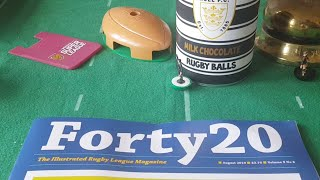 Forty20 LIVE - 19th August 2019