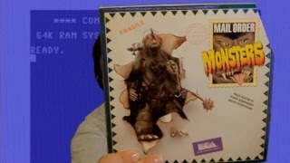Mail Order Monsters (Commodore 64) - Crooooow Plays