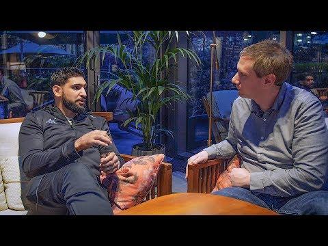 Amir Khan RAW & UNCUT: On Boxing, Racism, Faith, Hope & Charity