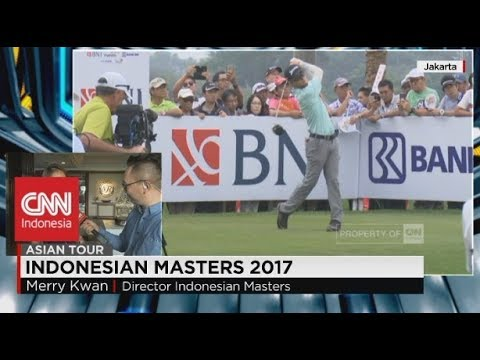 Asian Tours Indonesian Masters 2017
