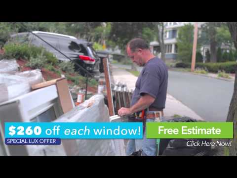 Replacement Windows Manchester NH - Window Discount - Lux Renovations
