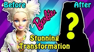 Stunning Makeover Transformation of Barbie - Fixing Thrift Store Doll