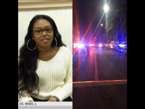 Woman sh0t D3ad After Running Over a Cop In South Beach