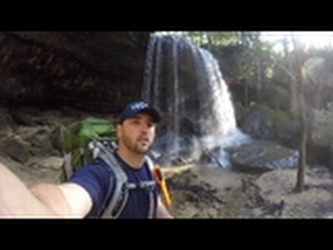Sipsey Wilderness Backpacking Trip 2016