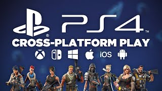 PS4 Is FINALLY Going Cross-Platform!