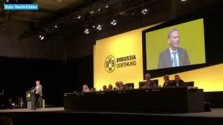 BVB-Boss Watzke über Favre, Krise und einen neuen Stürmer
