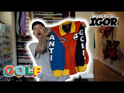IGOR TOUR MERCH JACKET REVIEW *INSANE* + THIS WEEKS PICKUPS (new Jewelry & Shoes)