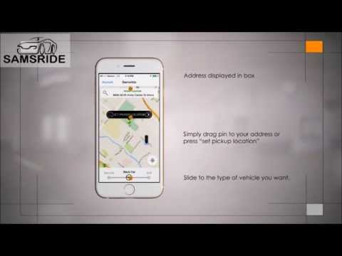 Samsride, White label dispatch platform for taxi dispatching, on demand dispatching, Uber like clone