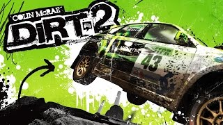 DiRT 2 Gameplay - Max Settings [1440p 60fps]