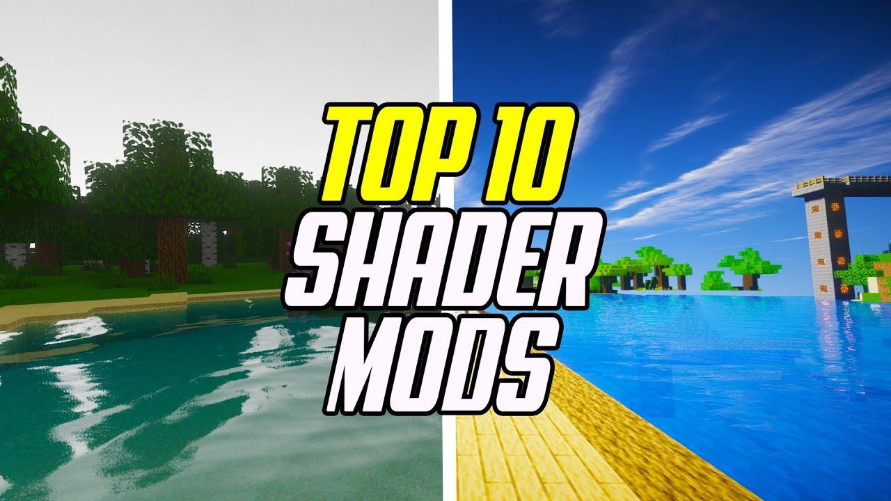 Top 12 Minecraft Shaders (Best Optifine Shader Packs)