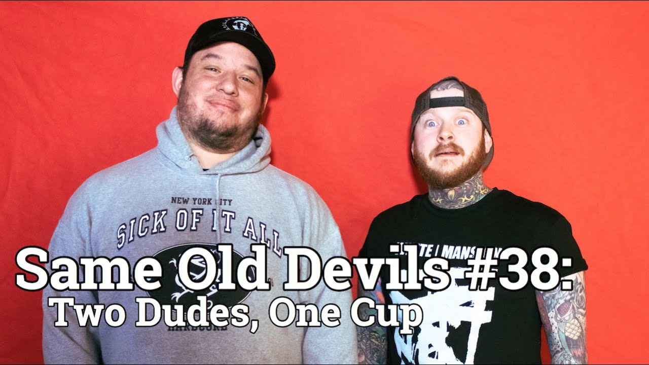 #38: Two Dudes, One Cup