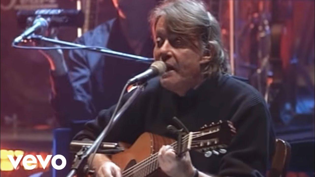 Fabrizio De Andr U00e9 - Dolcenera  Live  Chords