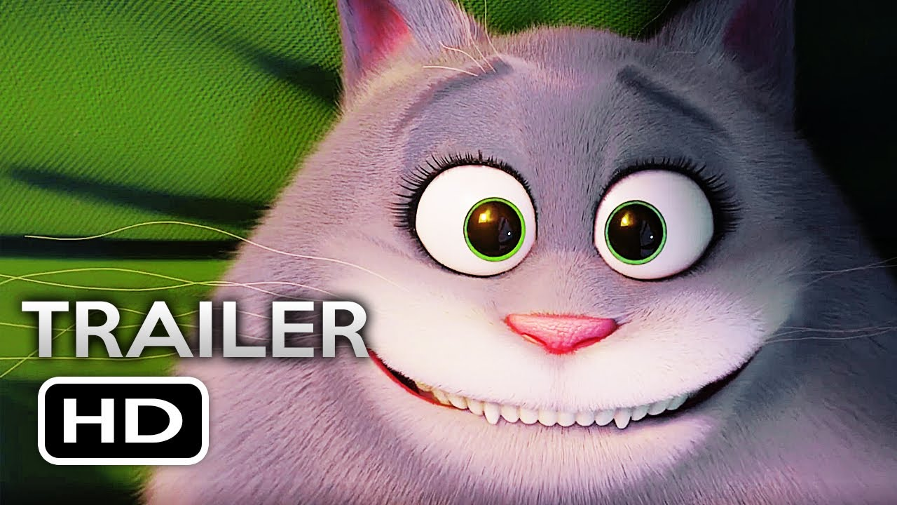 The Secret Life Of Pets 2 Official Teaser Trailer 2 2019 Animated Movie Hd Youtube