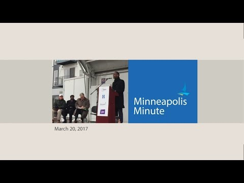 Minneapolis Minute, March 20, 2017