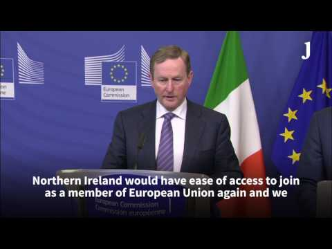 Where does a united Ireland come into Brexit talks?