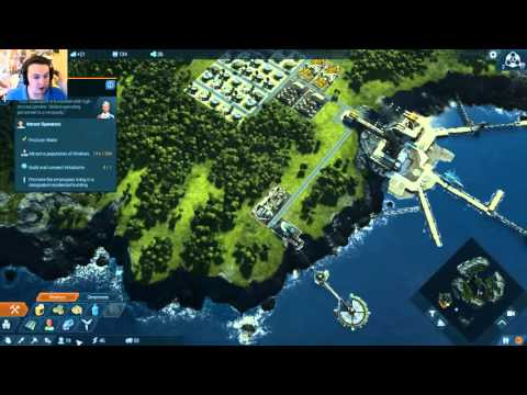 Anno 2205, Fly me to the moon (livestream)