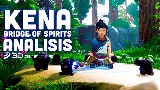 KENA: BRIDGE OF SPIRITS ANÁLISIS: ¡Parece una película de animación! VIDEOREVIEW 4K