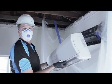 Mould Removal Air Conditioning Cleaning in Brisbane
