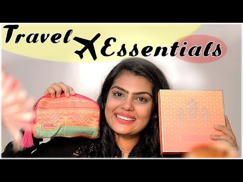 Travel Essentials | Skincare and Makeup Essentials | Travel Size Products