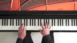 Unknotting Bach Goldberg Variations - Var.21 & 22
