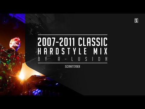 2007 - 2011 Classic Hardstyle Mix Part 2 (2 HOURS) - by A-lusion