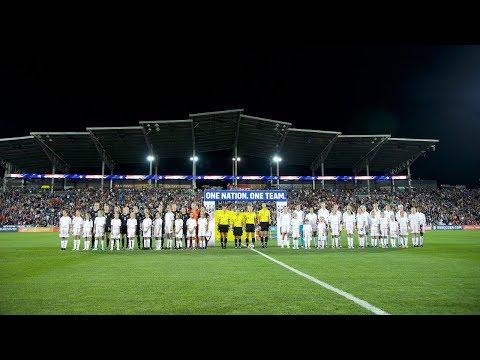 WNT vs. New Zealand: Highlights - Sept. 15, 2017