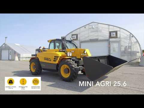 Dieci Mini Agri 25.6
