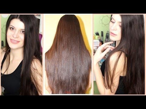 Жирные у корней, сухие на кончиках ВОЛОСЫ + СУПЕР МАСКА для жирных волос!