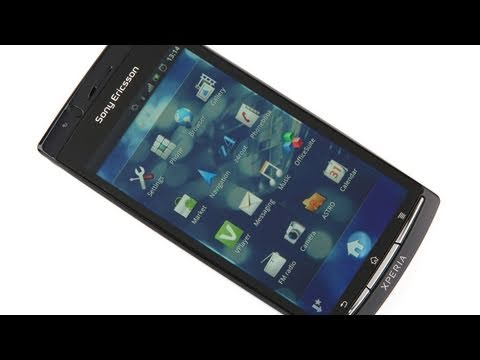 Sony Ericsson Xperia arc Preview