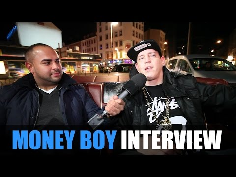 MONEY BOY Interview im Cadillac: Farid, Fler, EstA, KC, DCVD