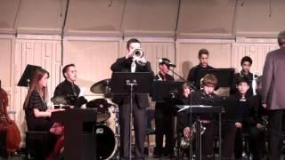 """FMCMEA Intermediate Jazz 2012 - """"Living in a Dream"""""""