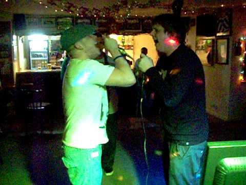 Martin & Jack karaoke