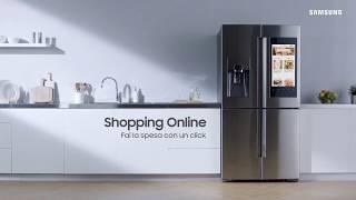 Samsung Family Hub™ - Cambia la tua idea di frigorifero.