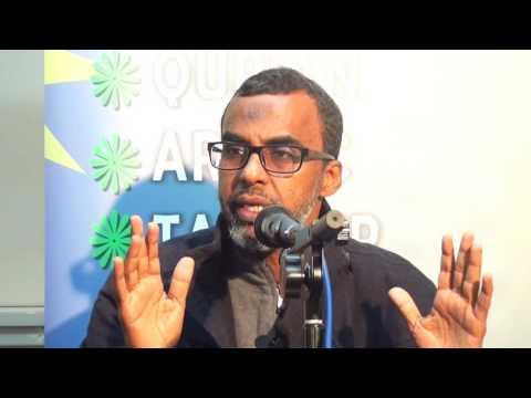 Qur'aanka iyo Nolosha 'Muxaadaro Cusub' Dr Cabdiraxmaan Barkhad  Masjid Al Huda  Birmingham  HD