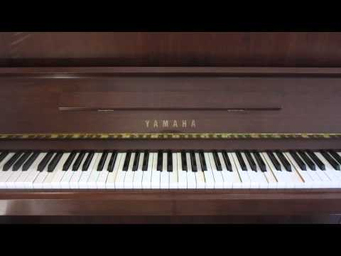 Circus Galop on Real Piano (Until it Dies) (Disklavier)