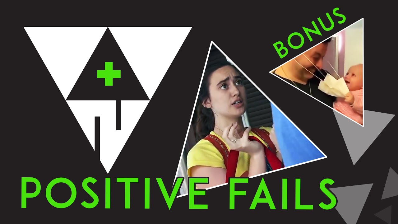 Positive FAILS Compilation: Funny feel good clips - Bonus Video | LwDn x WIHEL
