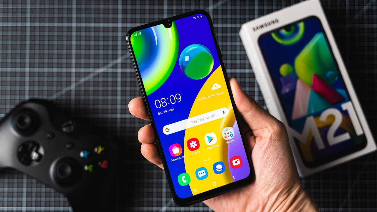 Samsung Galaxy M21 Unboxing & Hands On