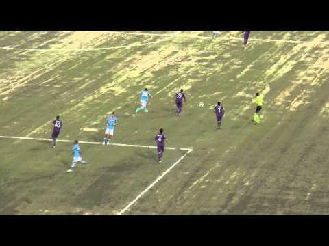 Napoli-Fiorentina 2-1 02-09-2012 Slalom di Insigne Live in Hd dalla Curva B