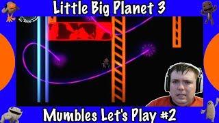 LittleBigPlanet 3 - Crazy Levels! - Mumbles Let
