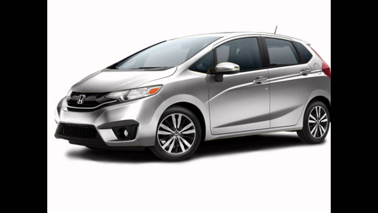 Honda Fit Ex >> 2016 Honda Fit Alabaster Silver Metallic - YouTube