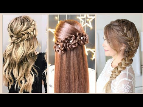 new-latest-hairstyles-2020-for-long-hair||party-hairstyle||wedding-hairstyle||girls-hairstyle-2020