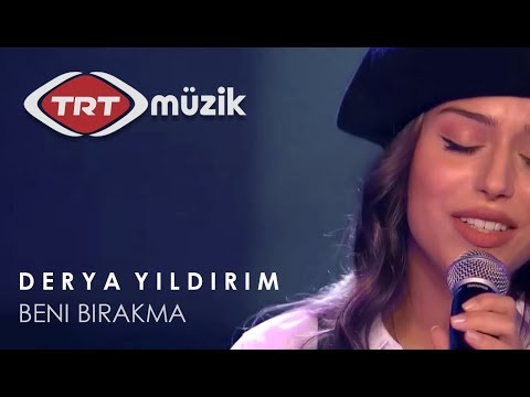 Derya Yildirim - Beni Bırakma (TRT Müzik Canlı)