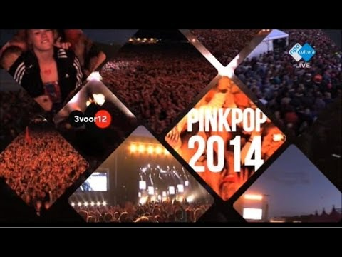 Pinkpop 2014:Young The Giant